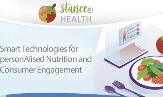 Tecnologías inteligentes de nutrición: Stance4Health.